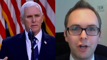 CNN reporter: The most important misleading Covid-19 claim came from Mike Pence - CNN Video
